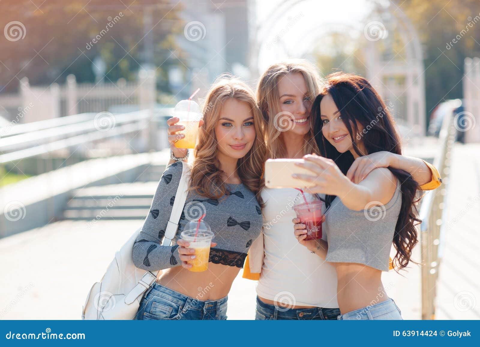 3 beautiful women