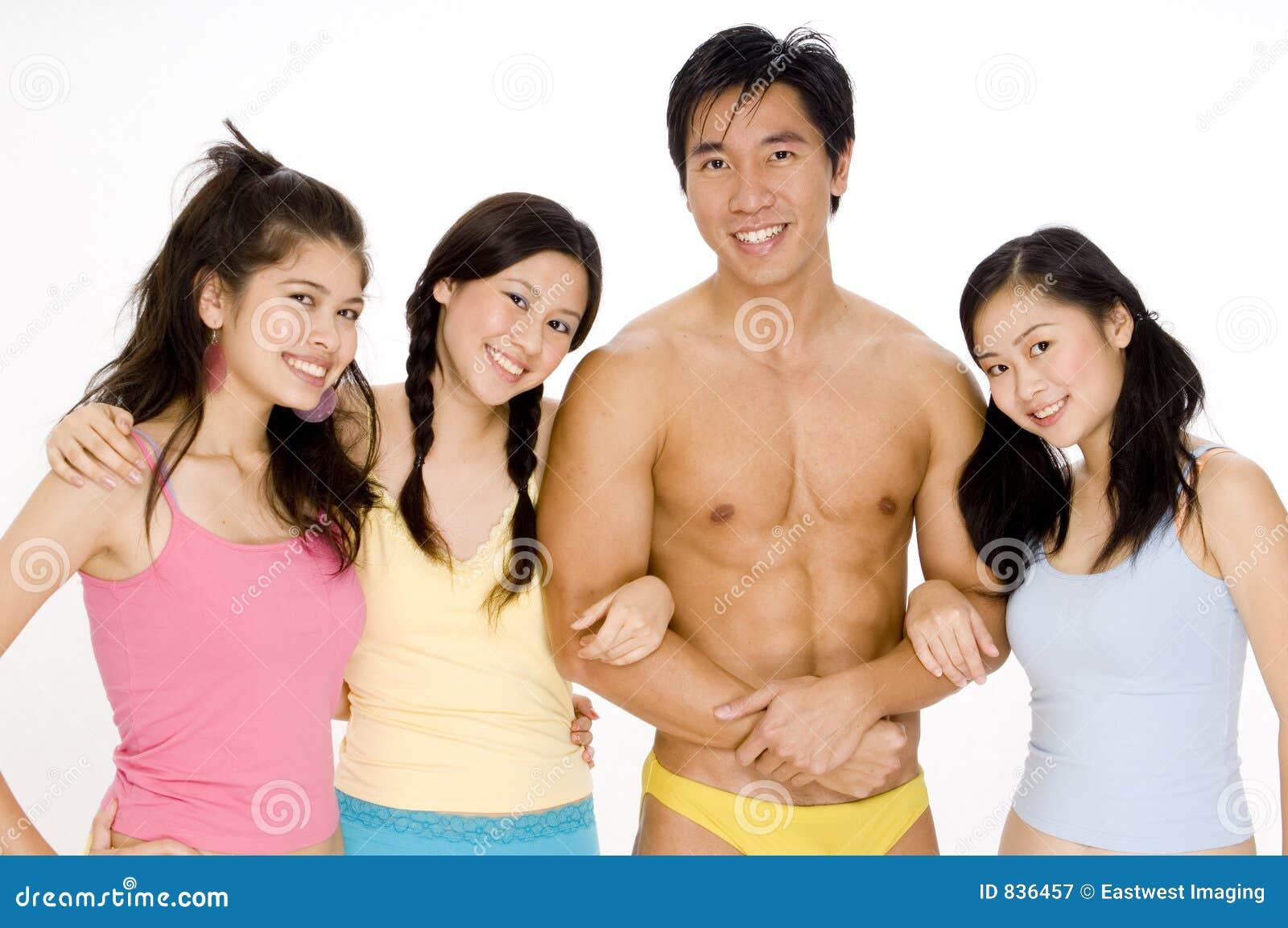 See thru thong bikini bottom