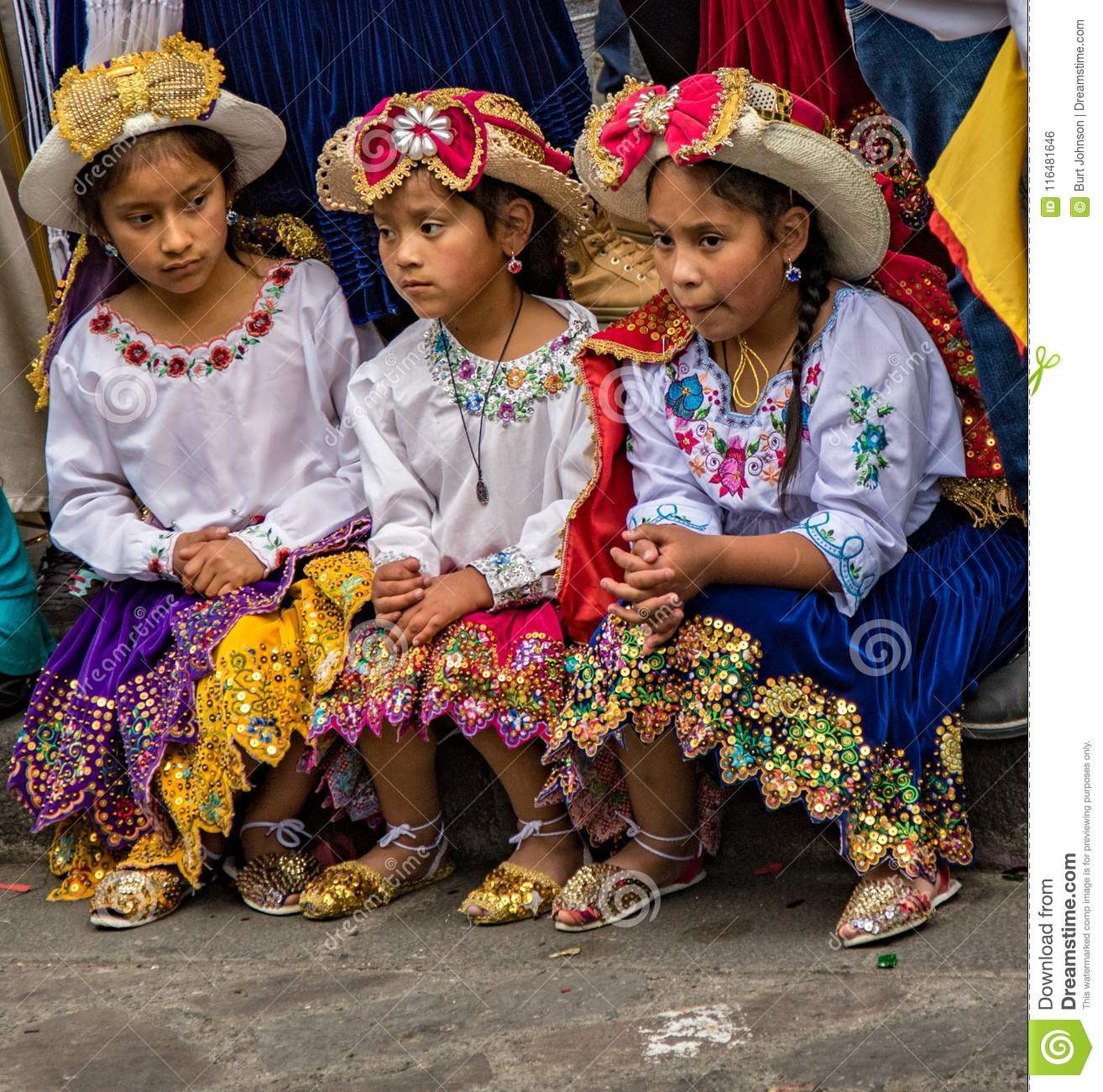 Ecuador young girls