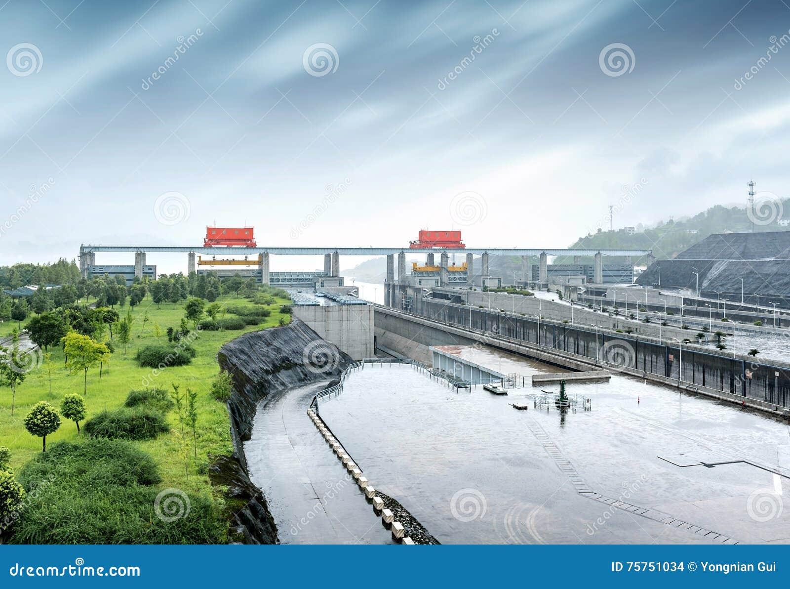 Three Gorge Dam Kina
