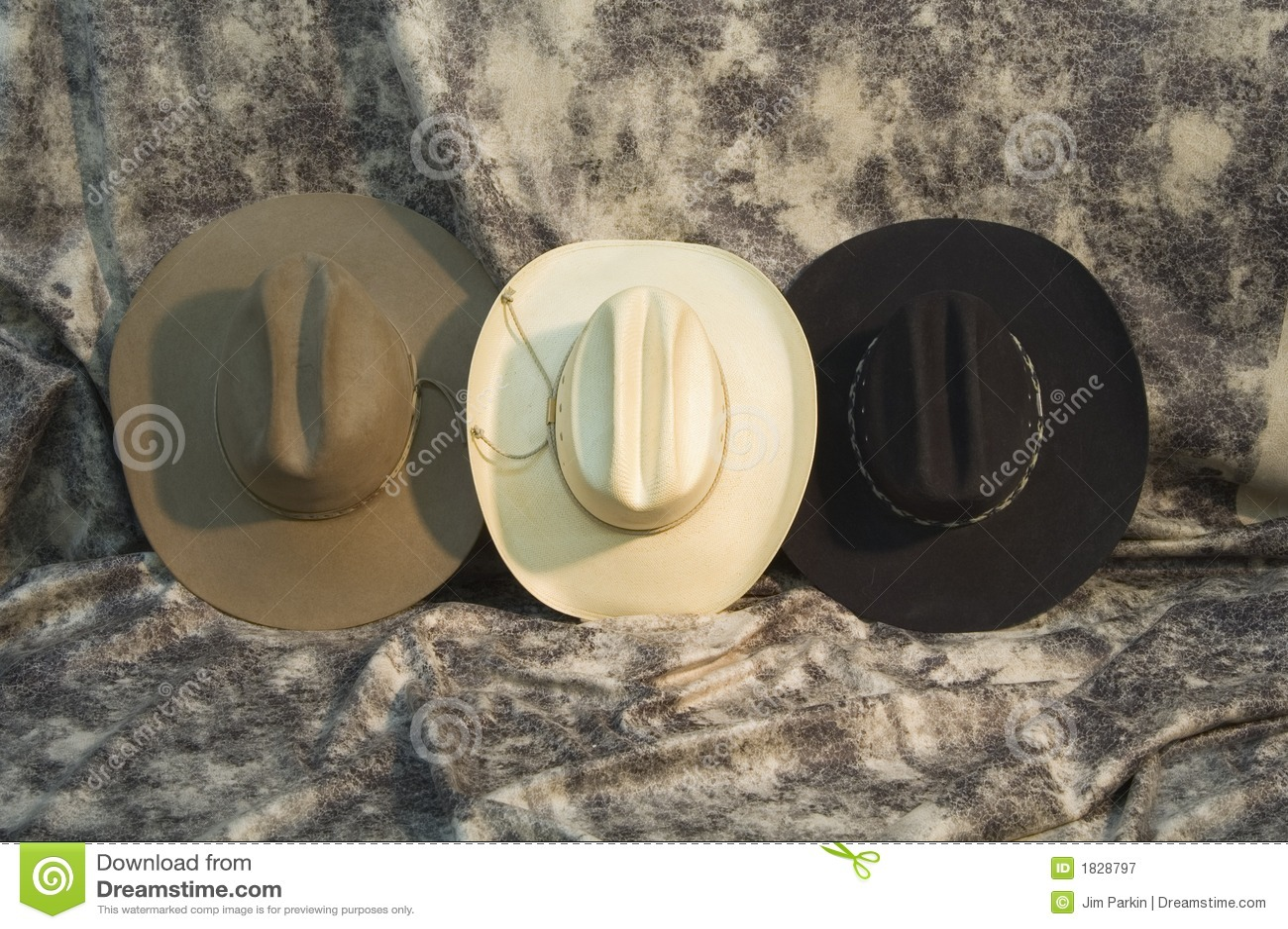 Three hats 2