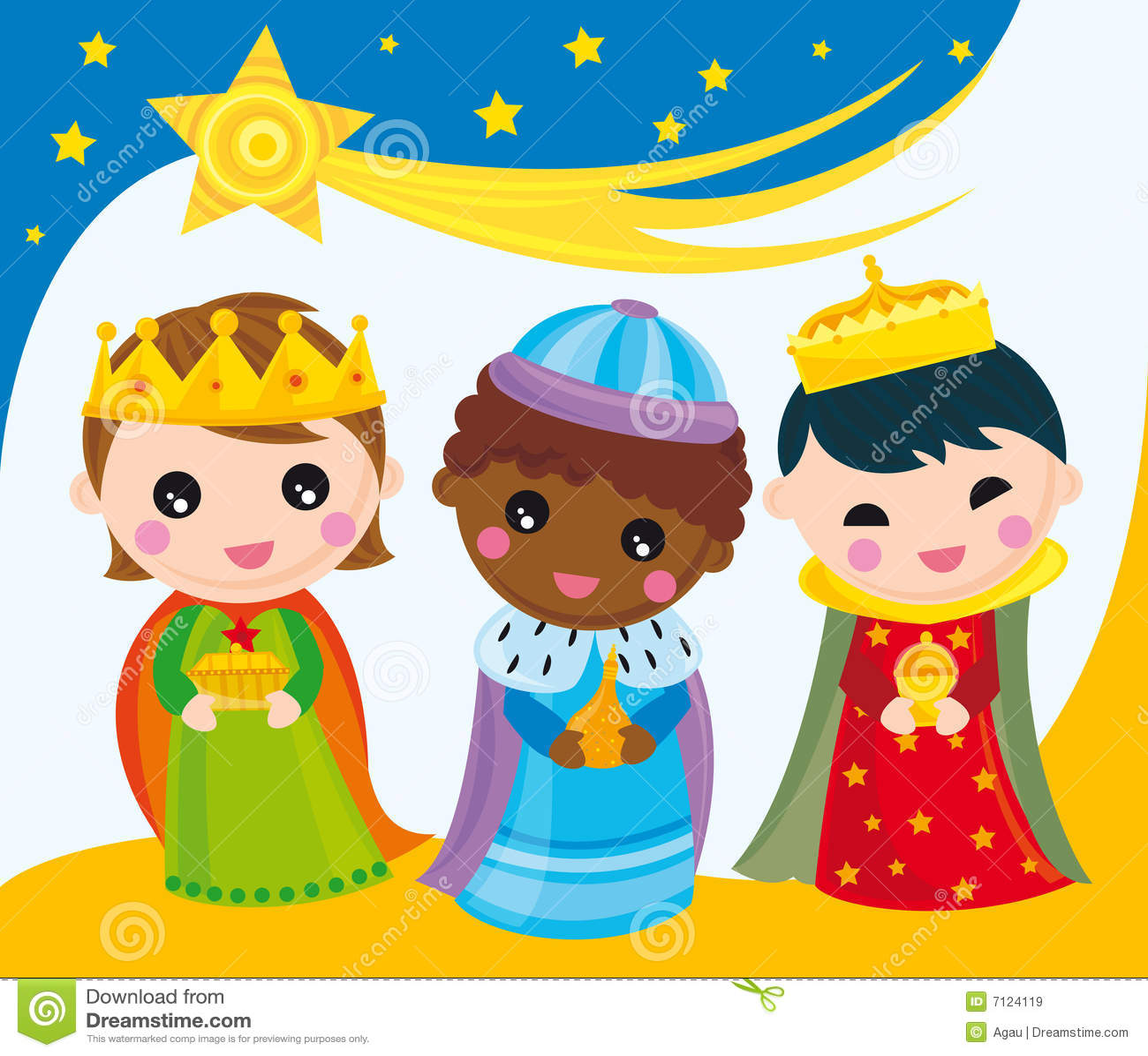 three kings royalty free stock images image 7124119 Jesus Christ Black White Clip Art Jesus Christ