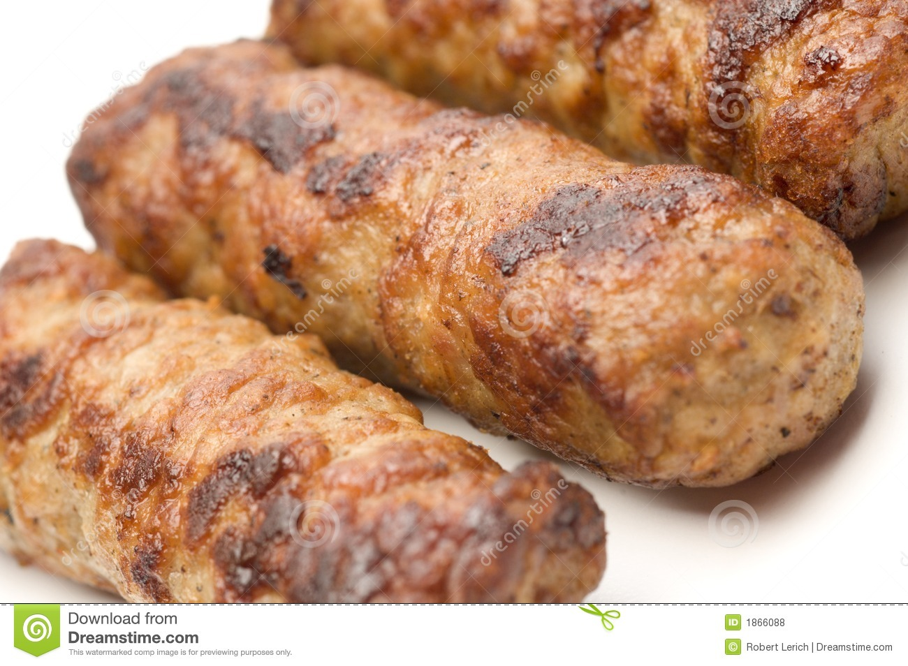 how to cook sausage links on gas grill
