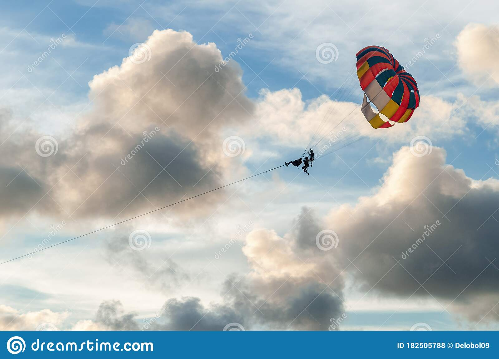 Parasailing Stock Photos, Pictures & Royalty-Free Images