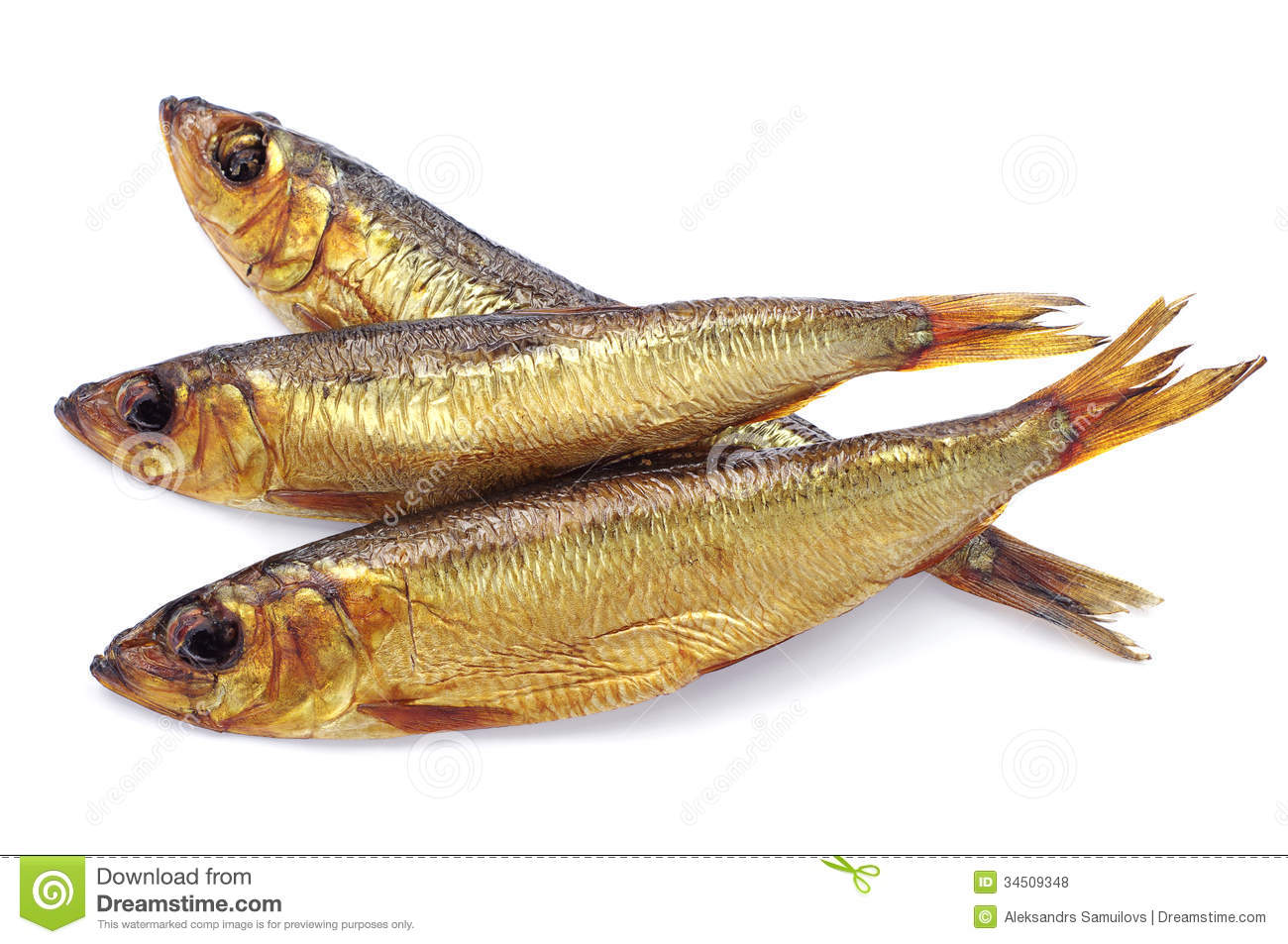 Three smoked fish stock photo image of nobody dinner for How to smoke fish in a smoker