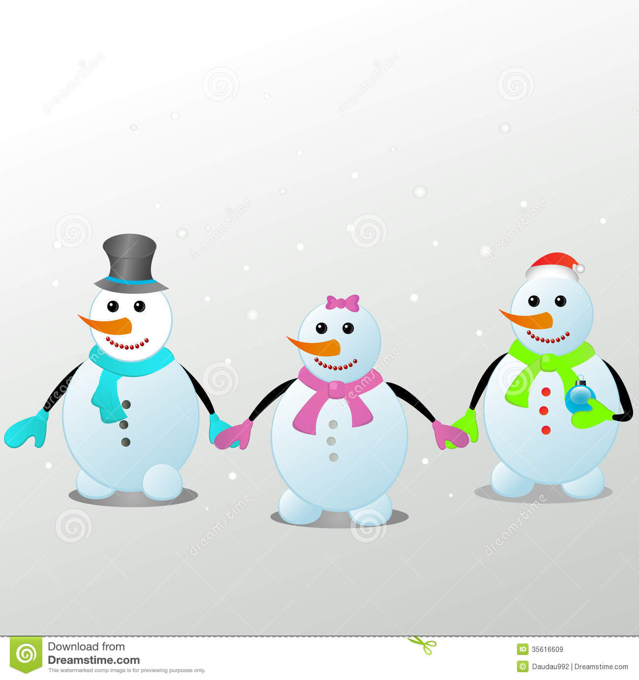 snowman family wallpaper - photo #27
