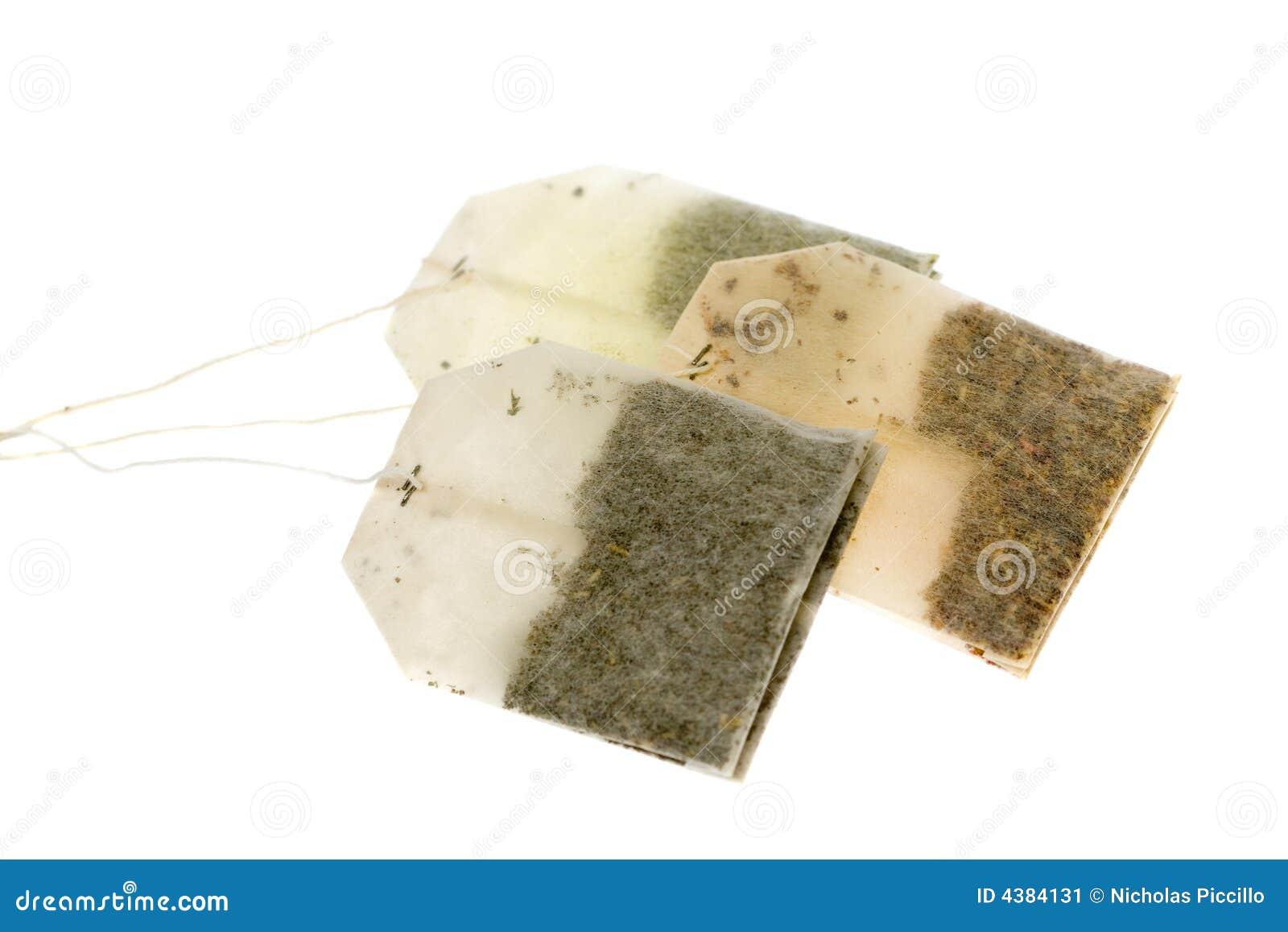 Three Teabags