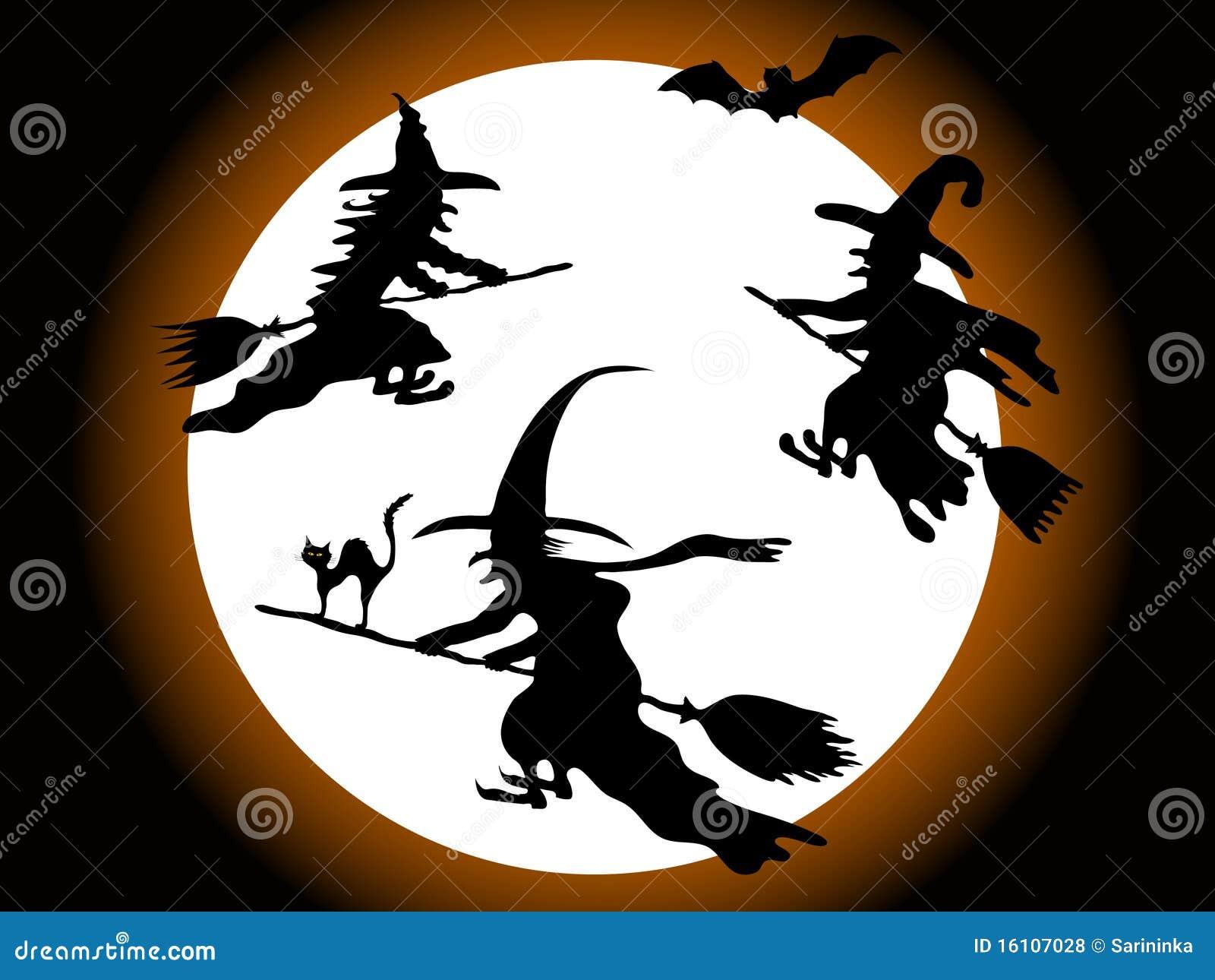 clipart halloween hexen - photo #36