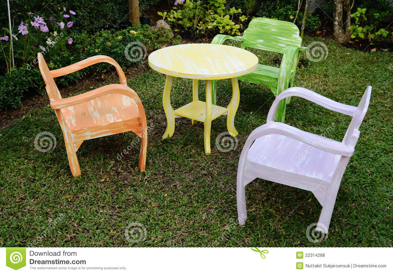 Wooden chairs with armrest - The Three Wood Chairs With Armrest