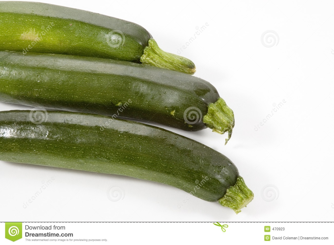 Three Zuchinni