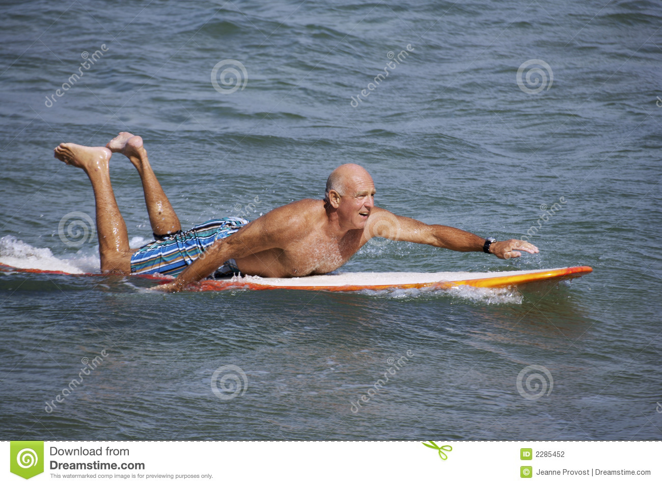 The Thrill of Surfing