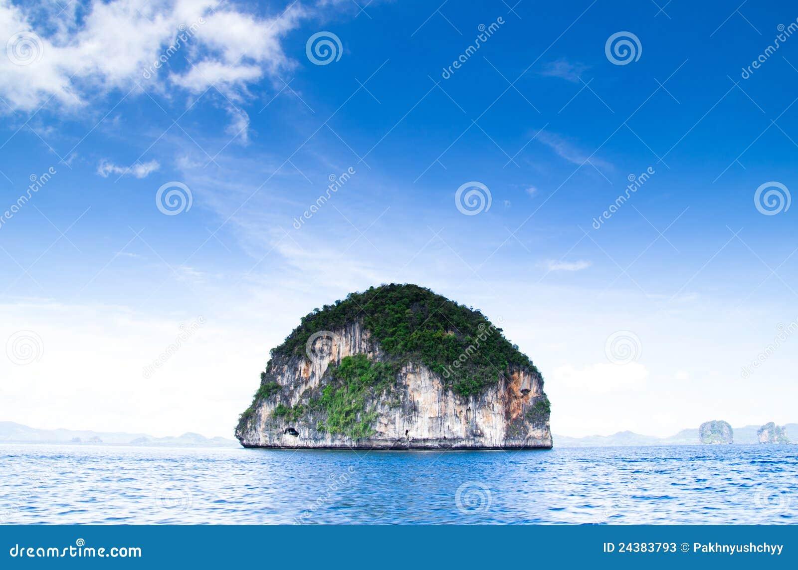Thsiland острова тропическое