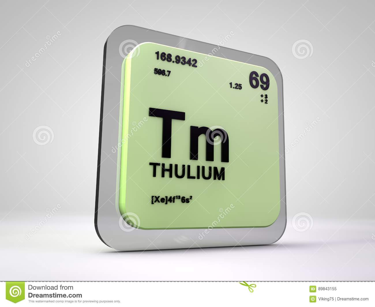 Thulium tm chemical element periodic table stock illustration royalty free illustration download thulium tm chemical element periodic table gamestrikefo Gallery