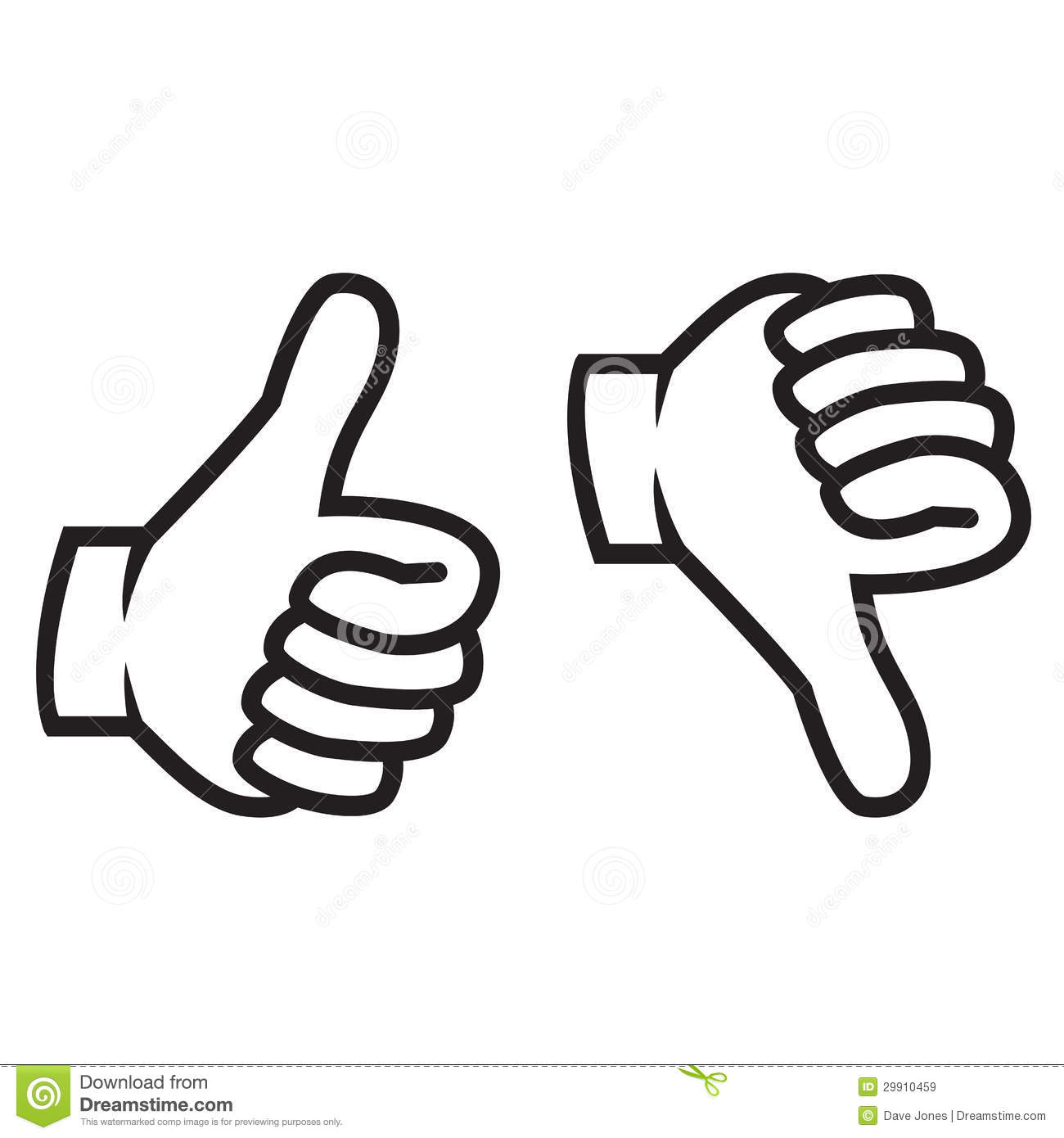 thumbs up and down gesture stock vector illustration of For Sale Sign Template Home for Sale Sign