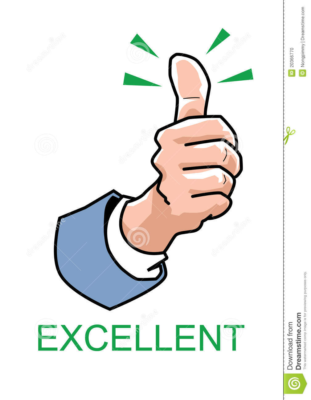 thumbs up excellent stock photo image 20366770 thinking of you clipart gif thinking of you clip art pictures