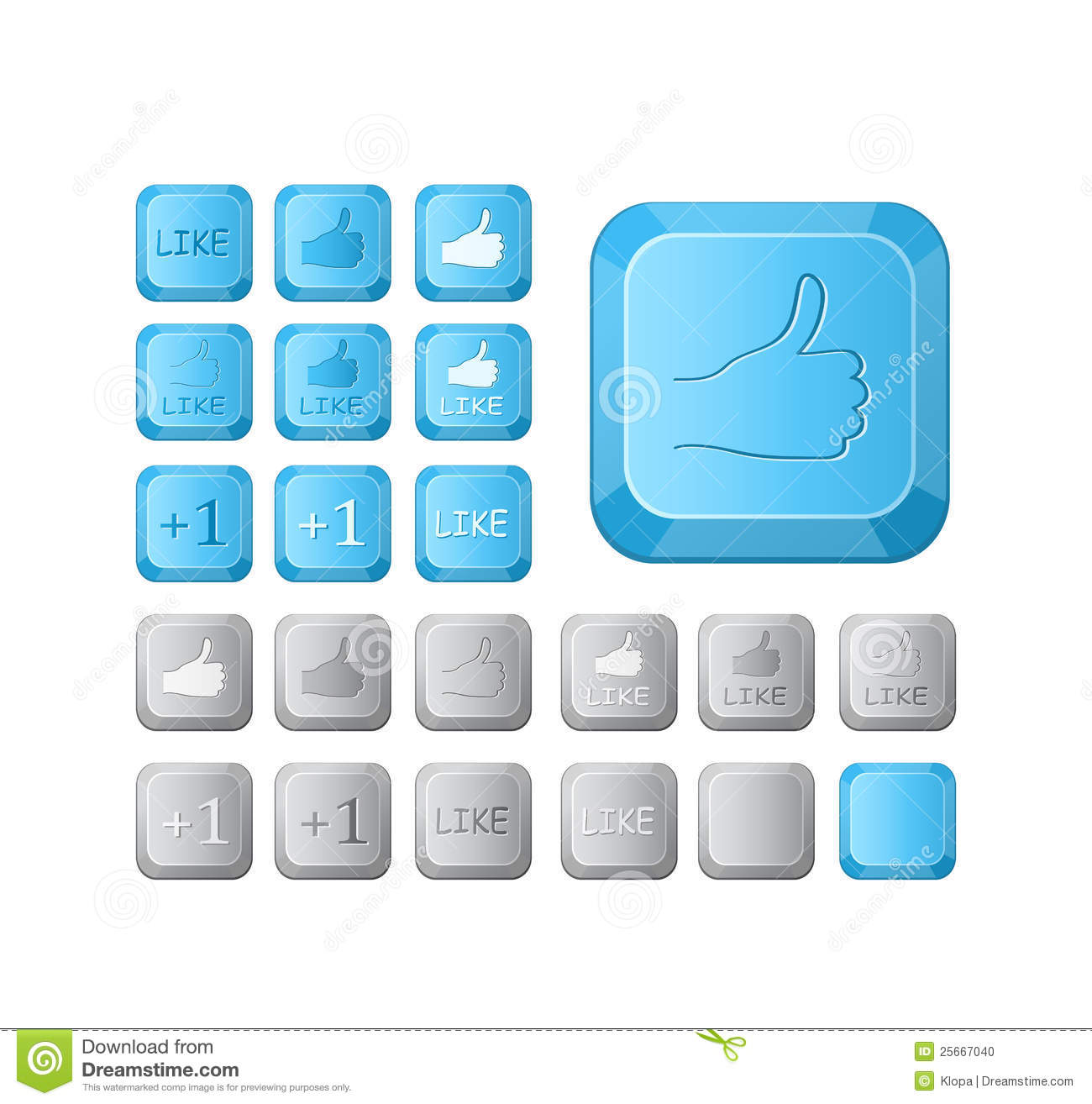 Thumbs up and like symbol on keyboard stock illustration thumbs up and like symbol on keyboard buycottarizona Choice Image