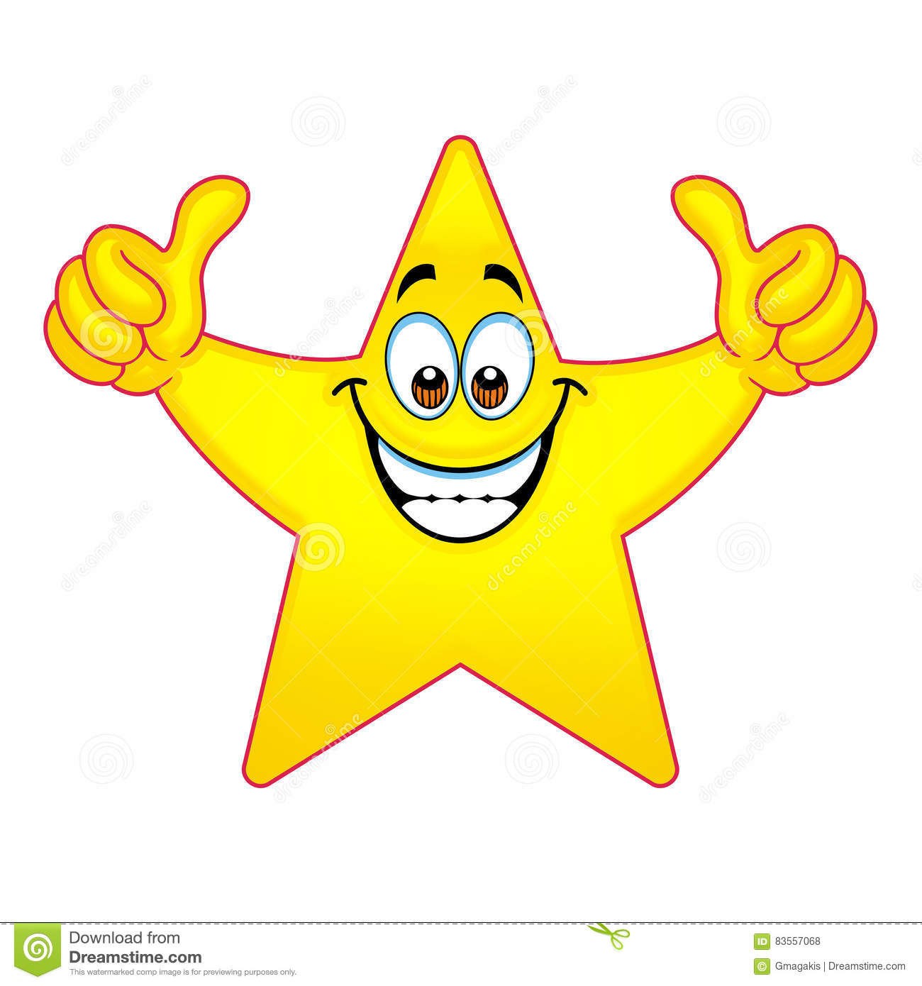 thumbs up star vector illustration cartoondealer com night sky clipart free download night time sky clipart