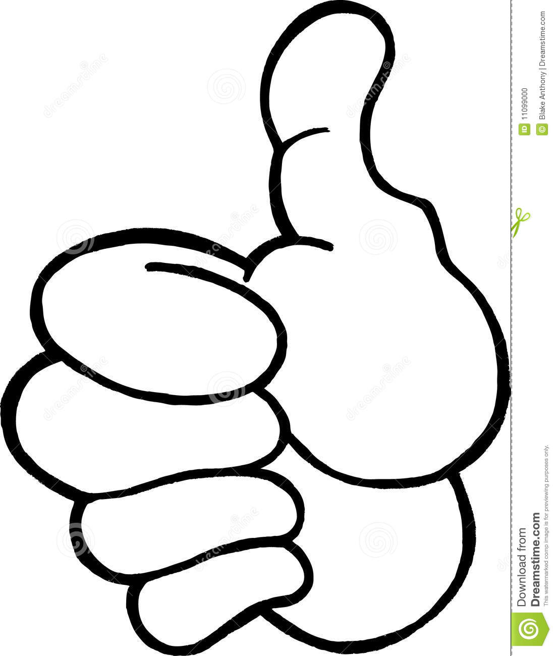 thumbs up vector stock illustration illustration of approved 11099000 dreamstime com