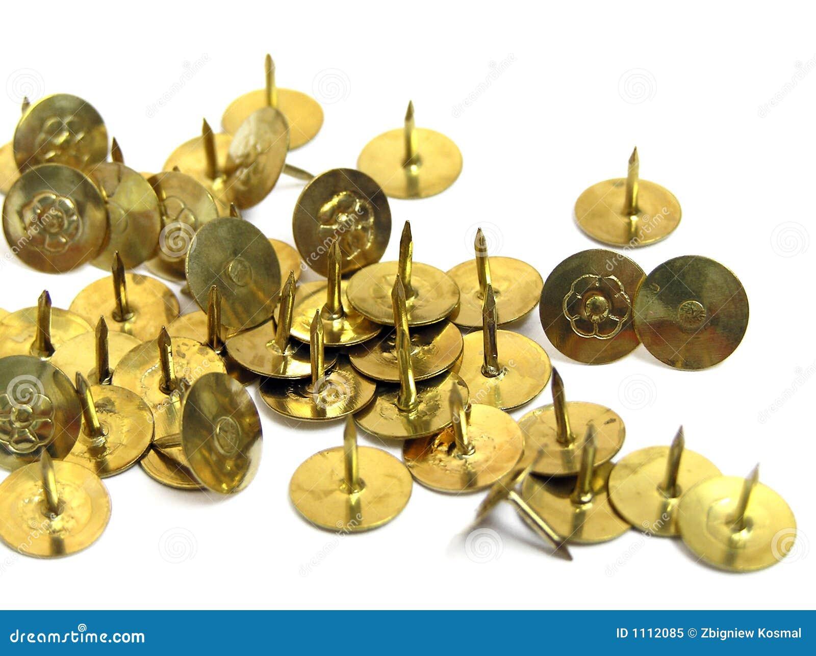 Thumb Tacks thumbtacks stock photo - image: 7394610