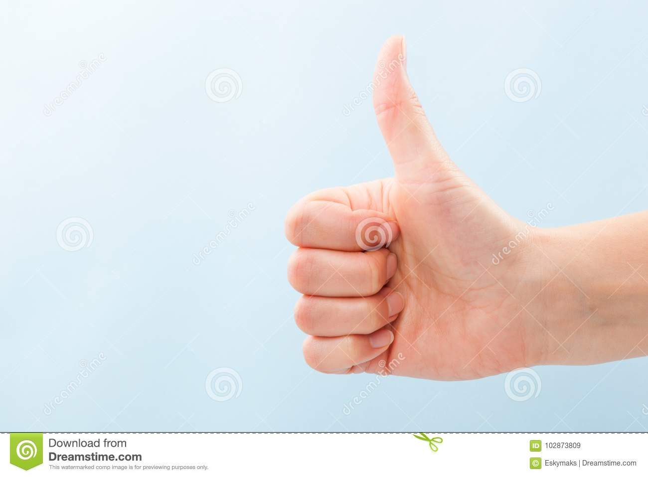 thums up stock image image of finger agree concept 102873809
