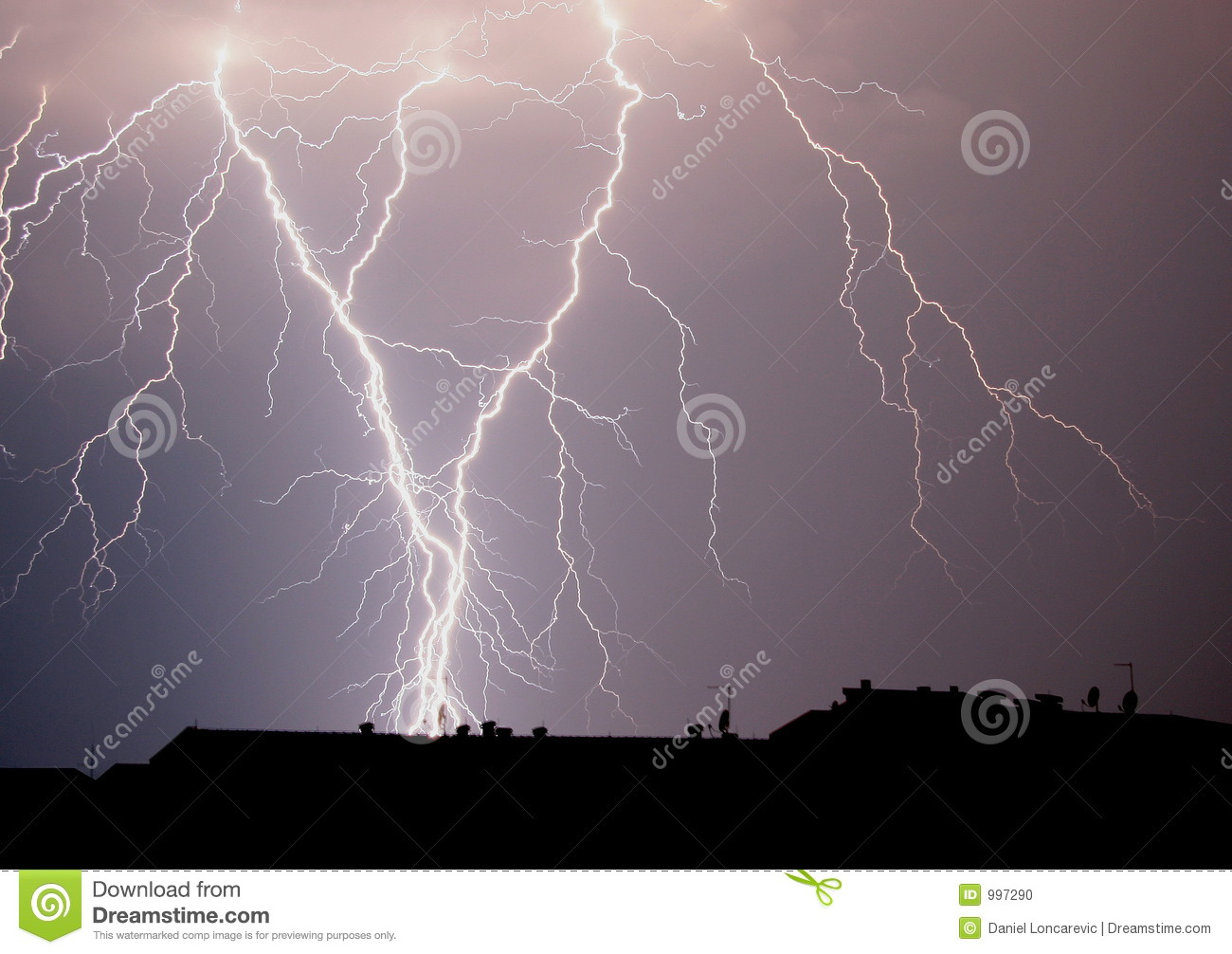 how to thunder storms develop
