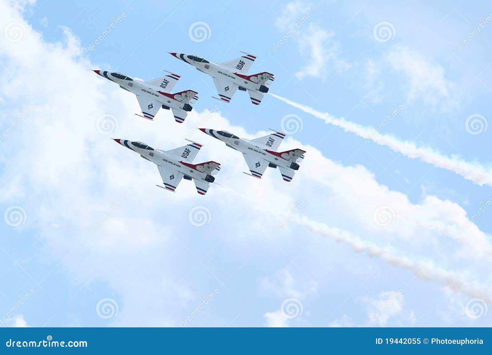 Thunderbirds Air Force Demonstration Team