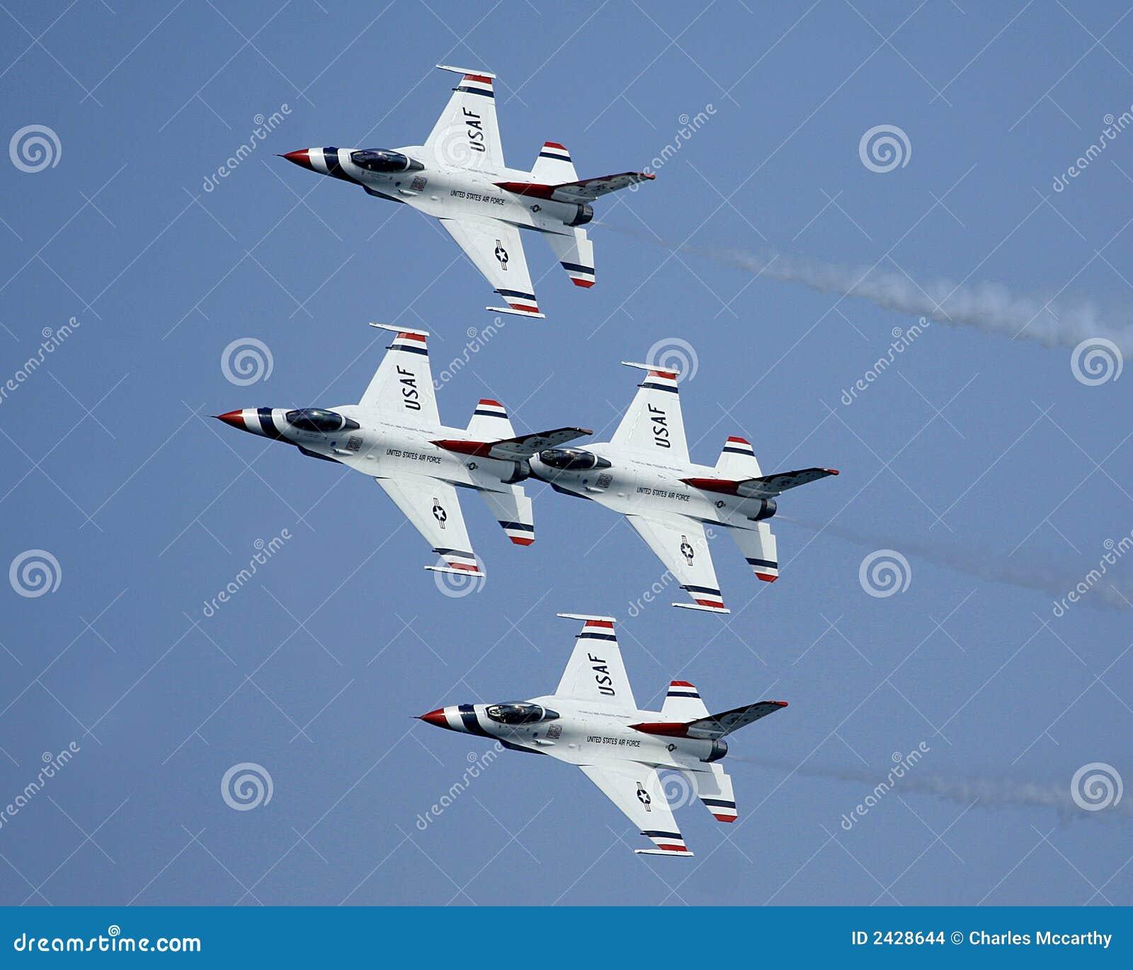 ThunderbirdsU.S.A.F.