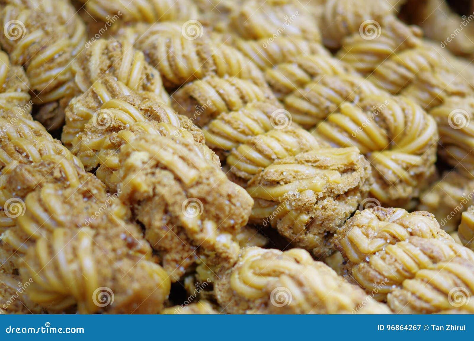 Tianjin twist stock image  Image of bread, flavor, cracker