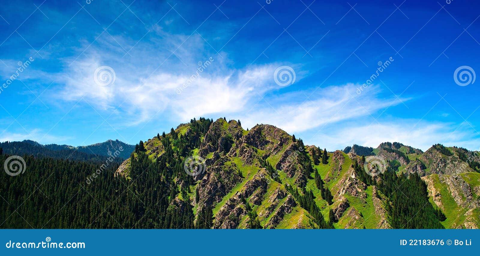 Tianshani βουνών
