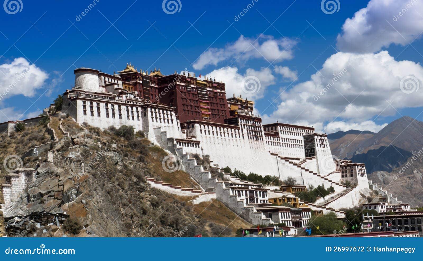 Tibet landmark