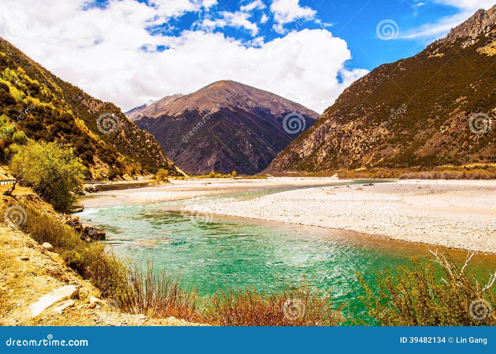 Tibetaanse plateauscène