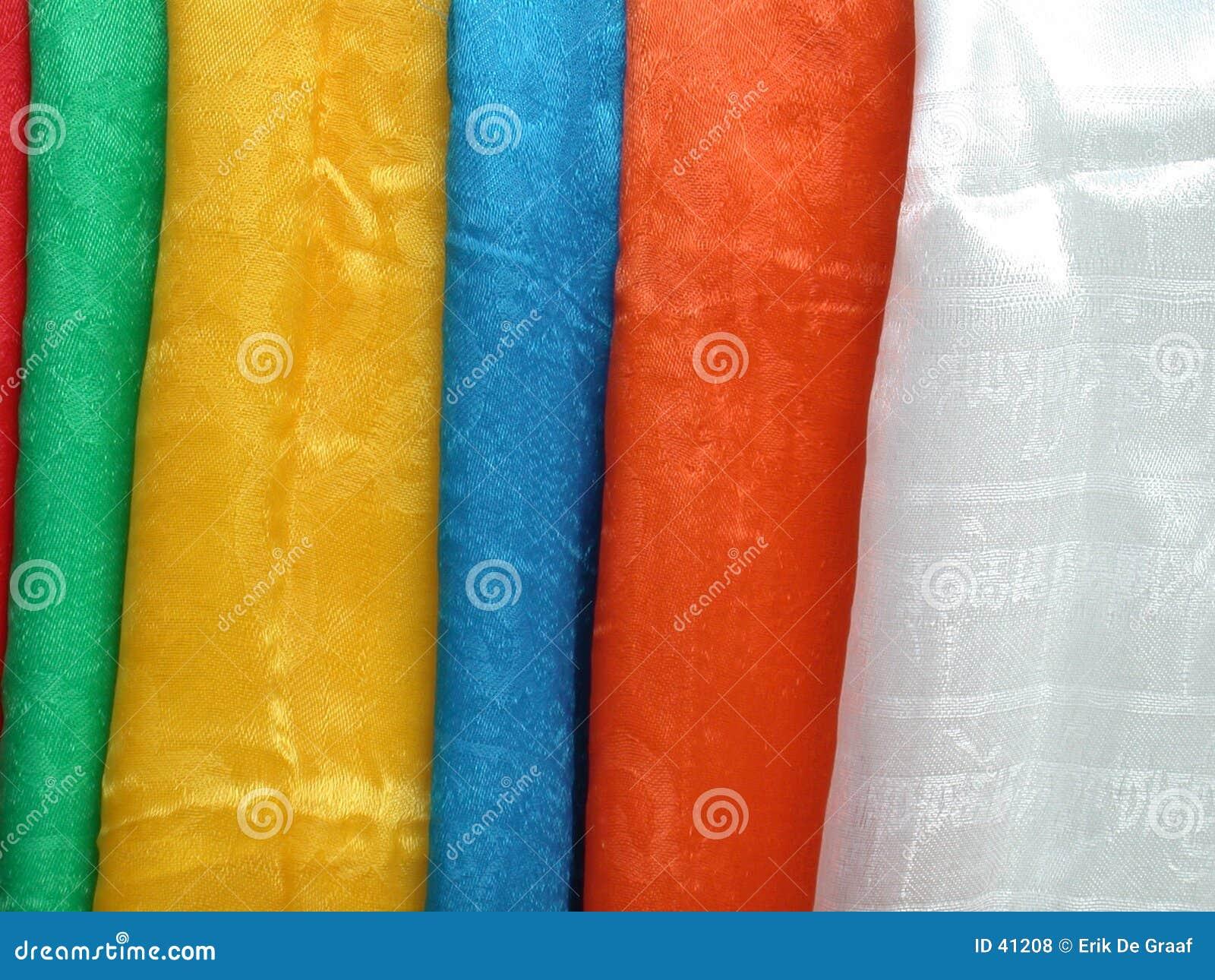 Tibetan scarfs (khata)