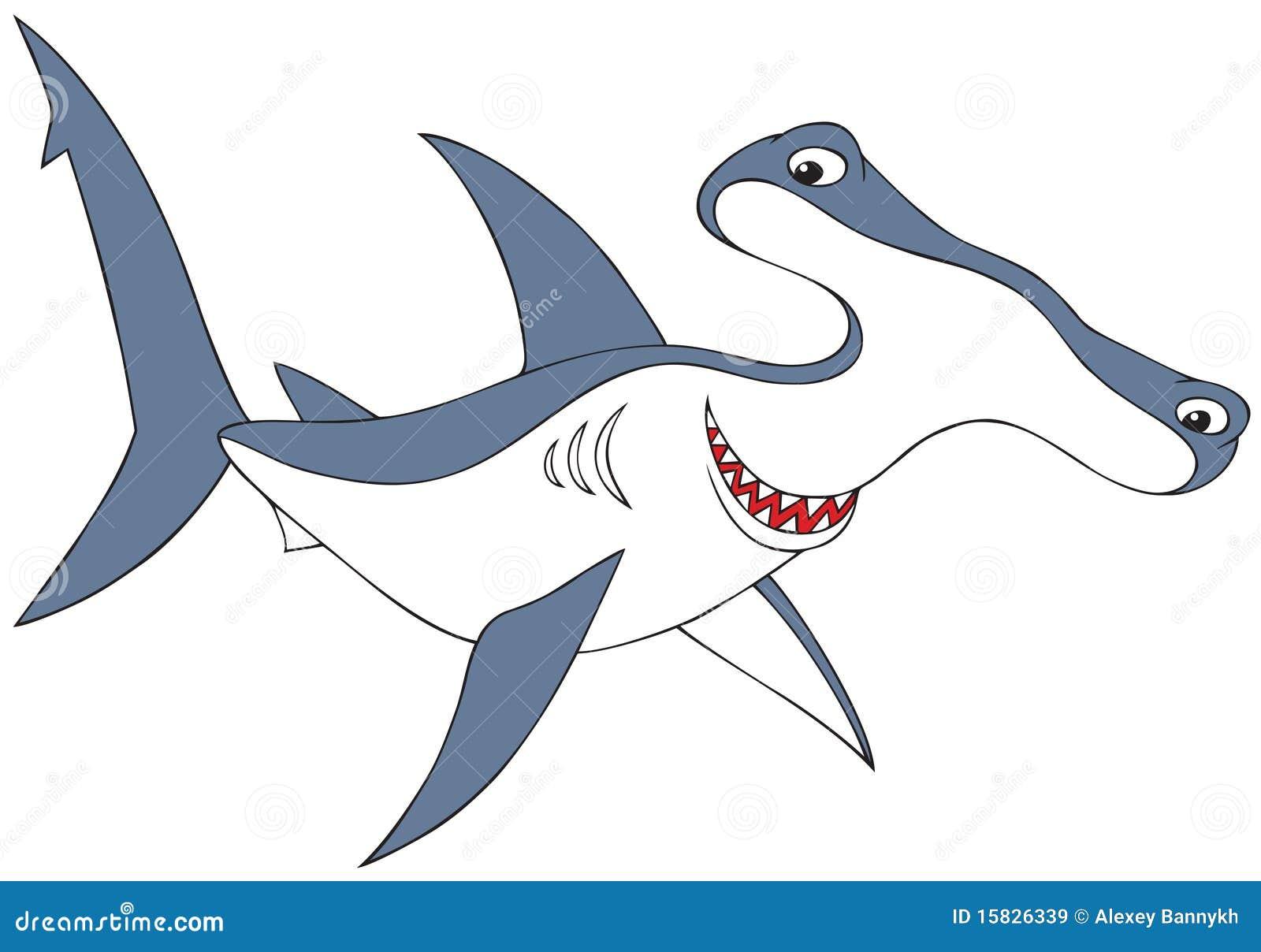 Encantador Tiburones Martillo Para Colorear Foto - Ideas Para ...