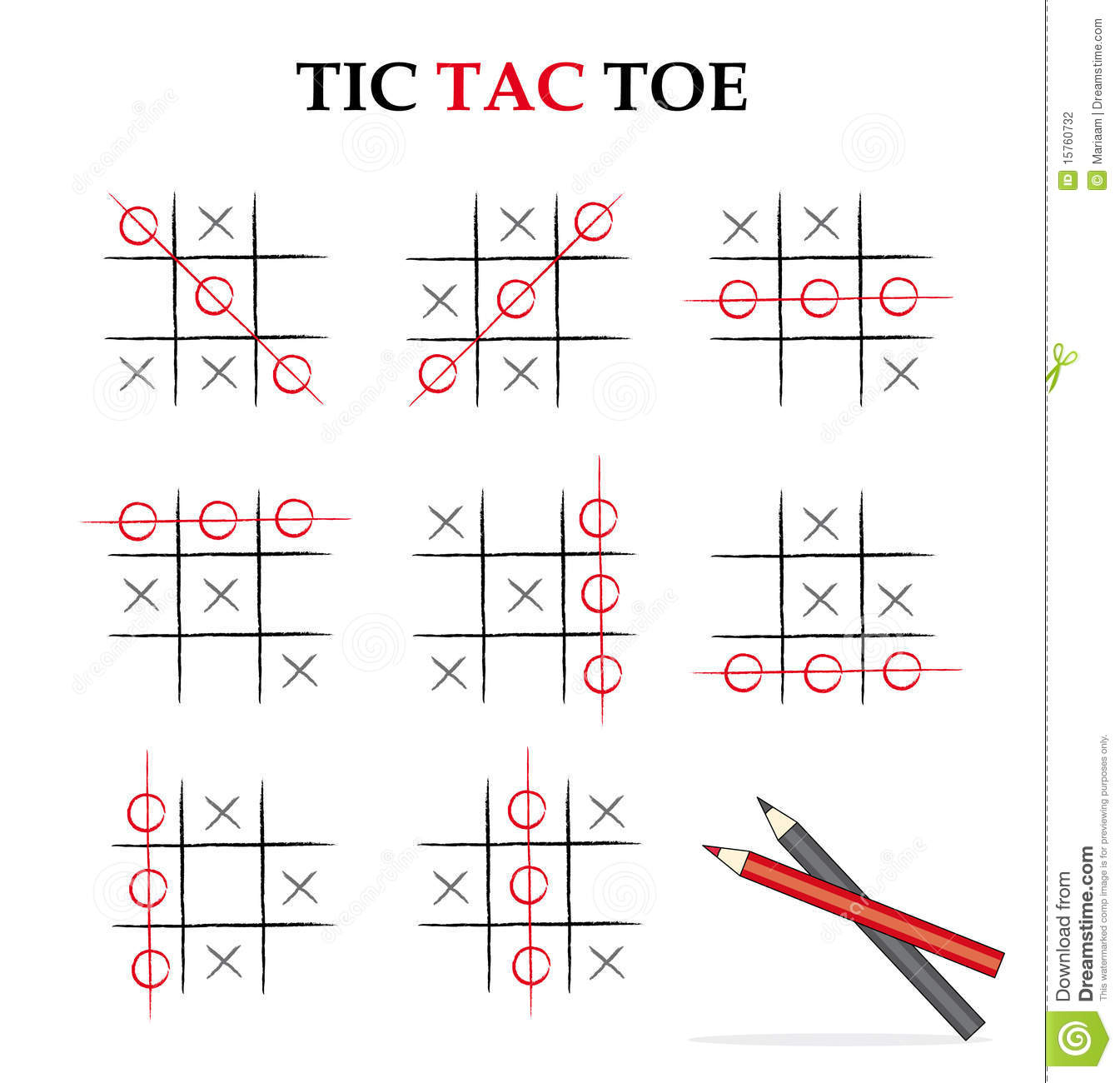 Tic Tac Toe Game!