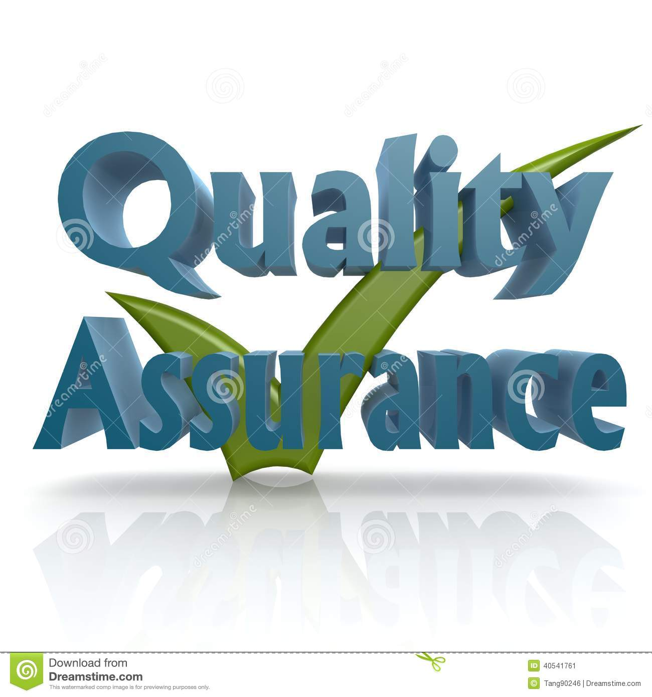 Tick quality assurance image with hi-res rendered artwork that could ...