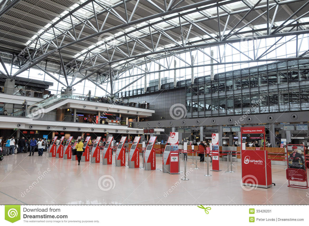 tickets office at hamburg international airport editorial photo image of terminal germany. Black Bedroom Furniture Sets. Home Design Ideas