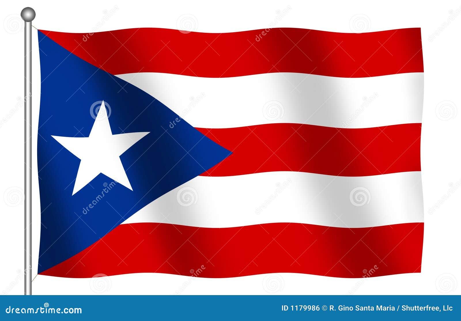 Tico puerto флага