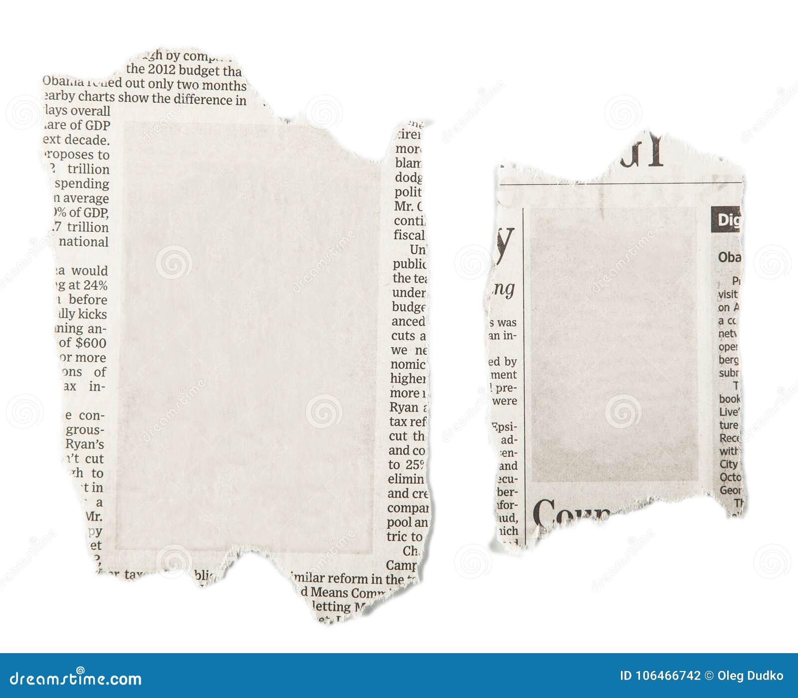 Tidningsbakgrundtextur, affärsbakgrund