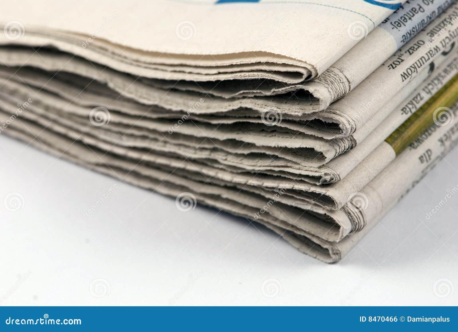 Tidningsbunt