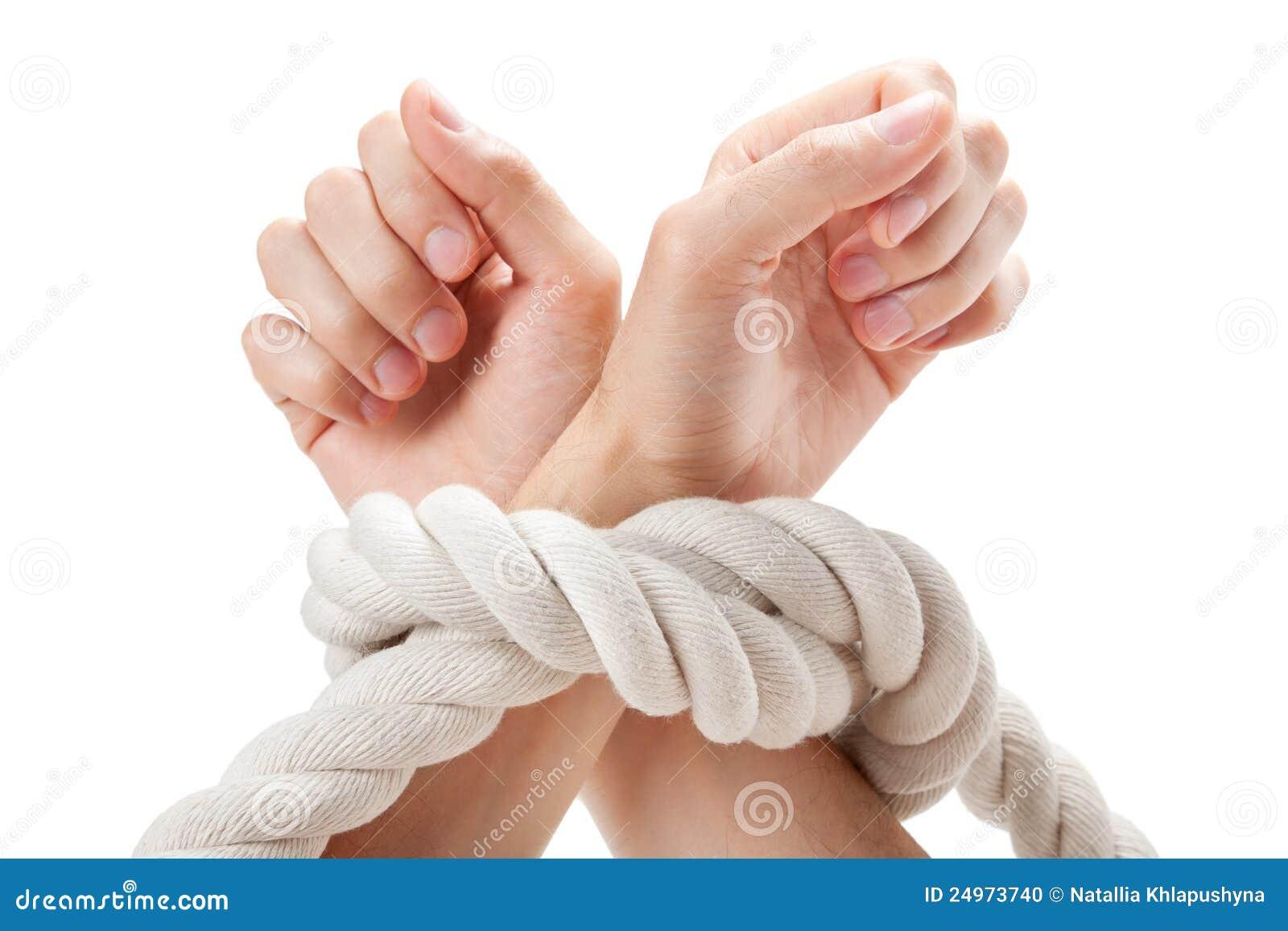 Связали руки онлайн 23 фотография