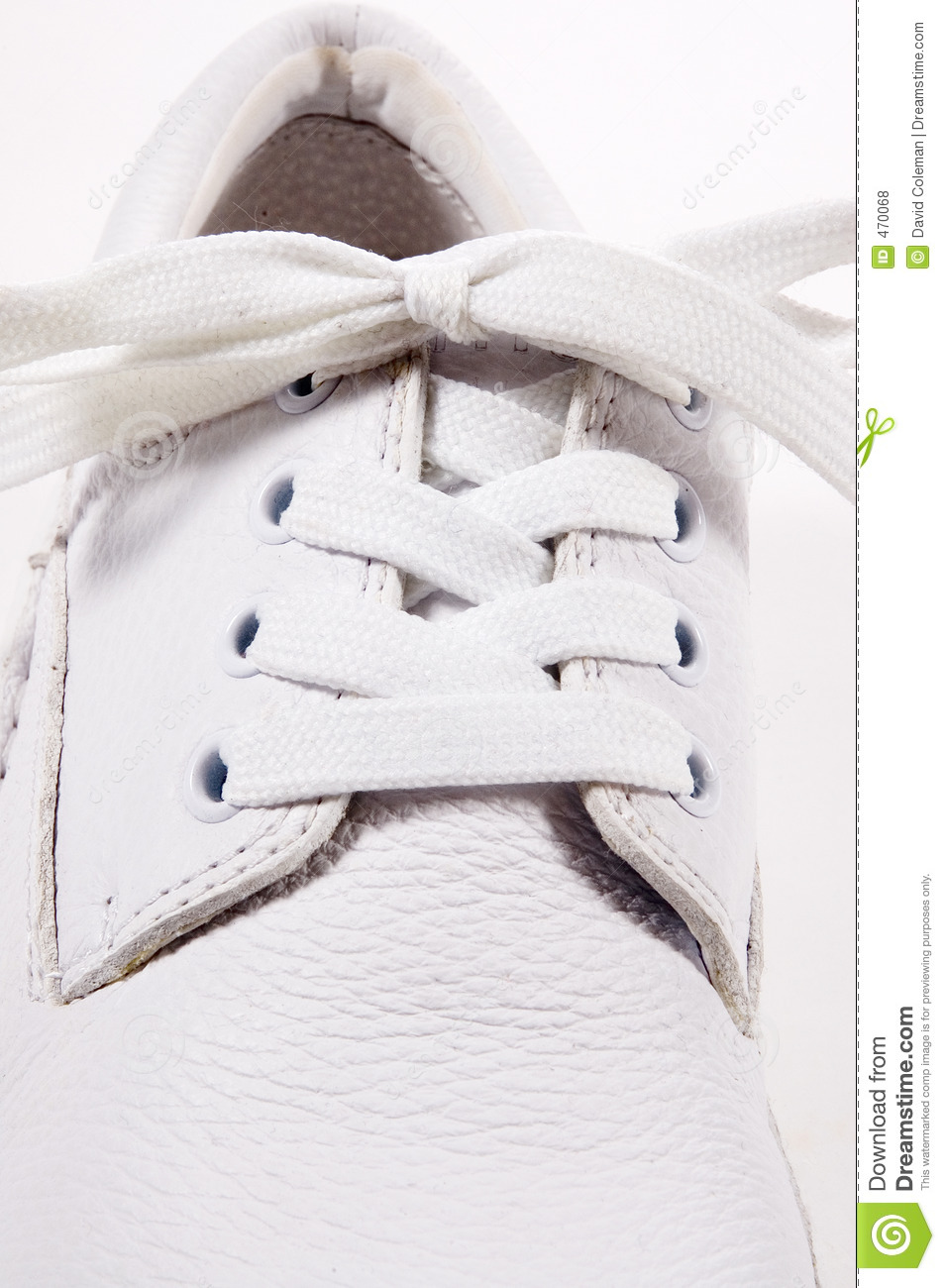 Tied Laces