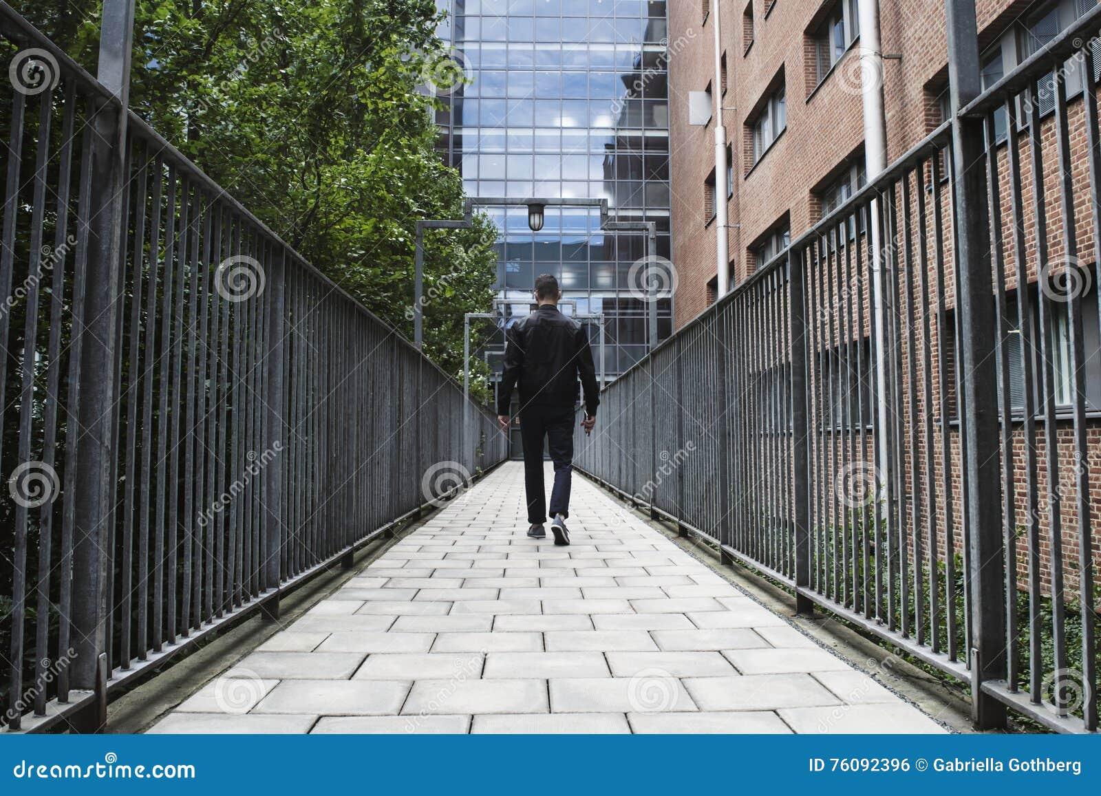 Landschaft, wenn Sie aus der Perspektive eines Mannes schreiben?