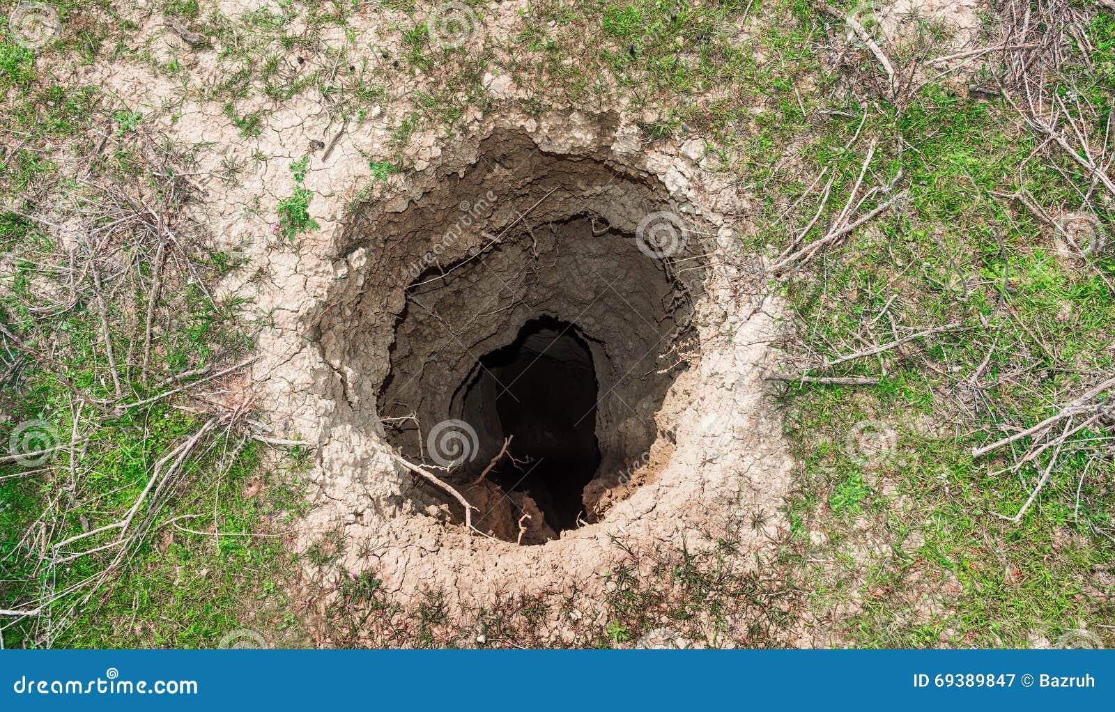 Tiefes Loch