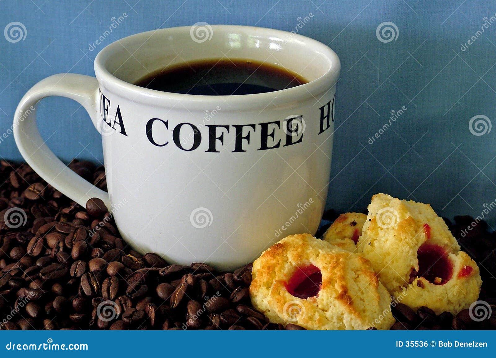Download Tiempo 2 de Cofee foto de archivo. Imagen de mocha, espresso - 35536