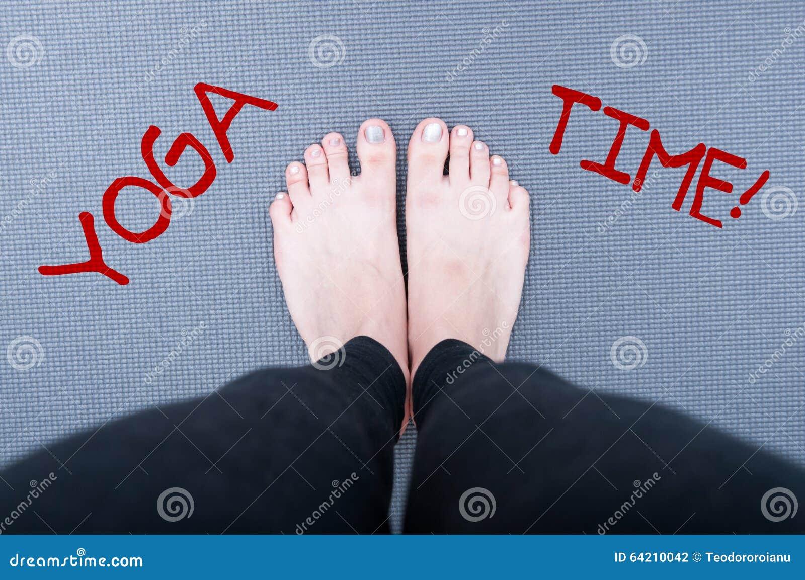 Tiempo de la yoga