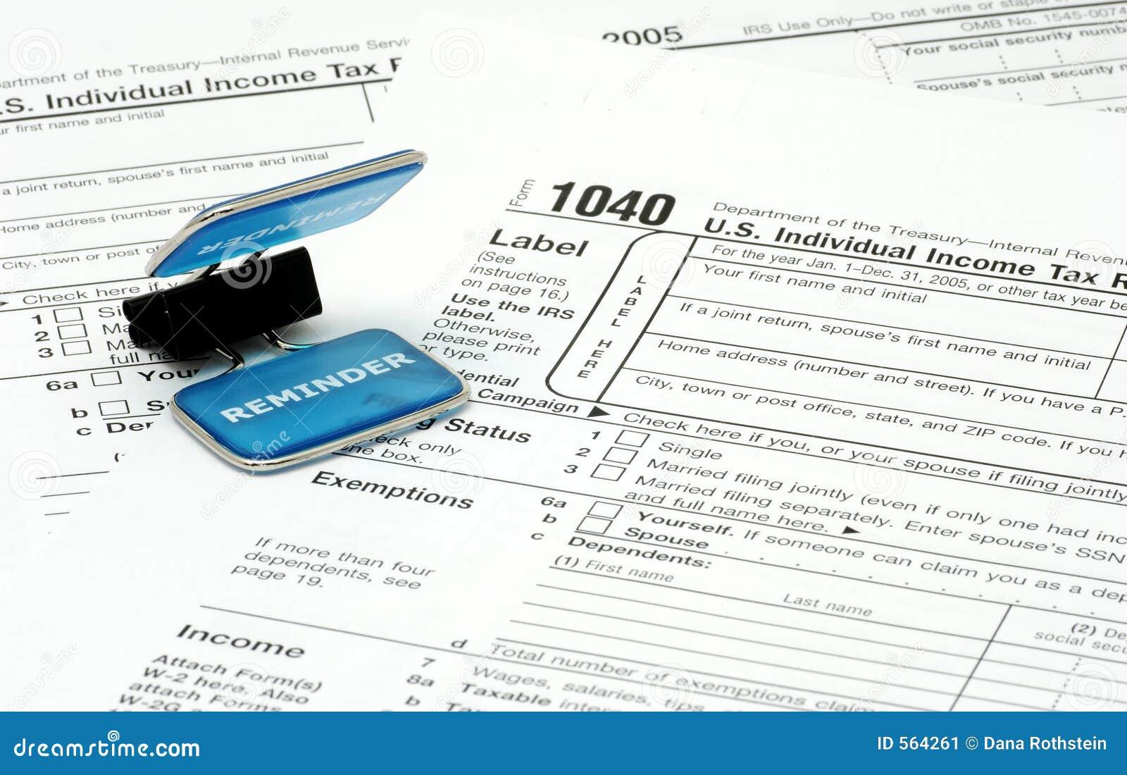 Tiempo del impuesto