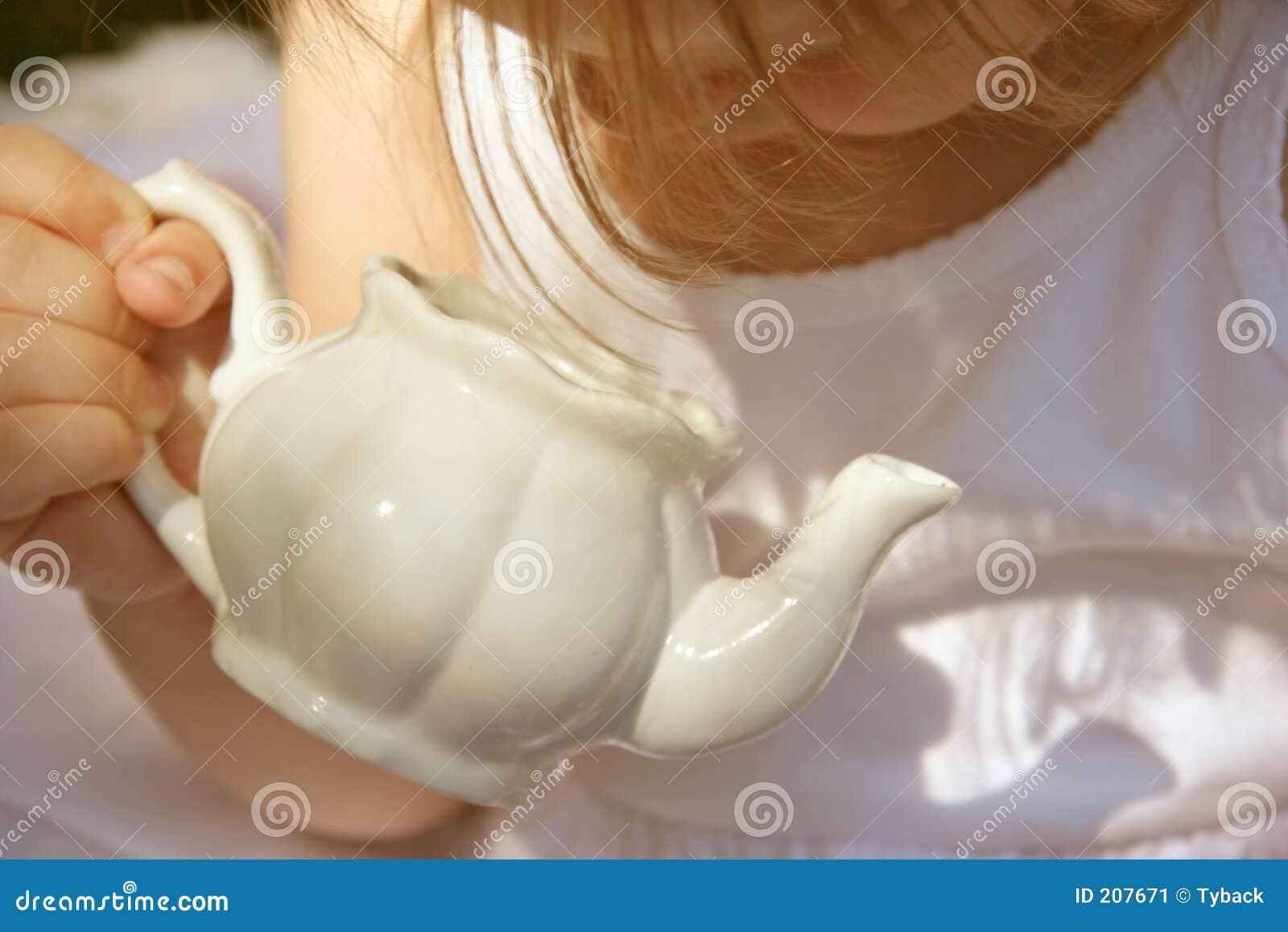 Tiempo del té -- ¡Vacío!
