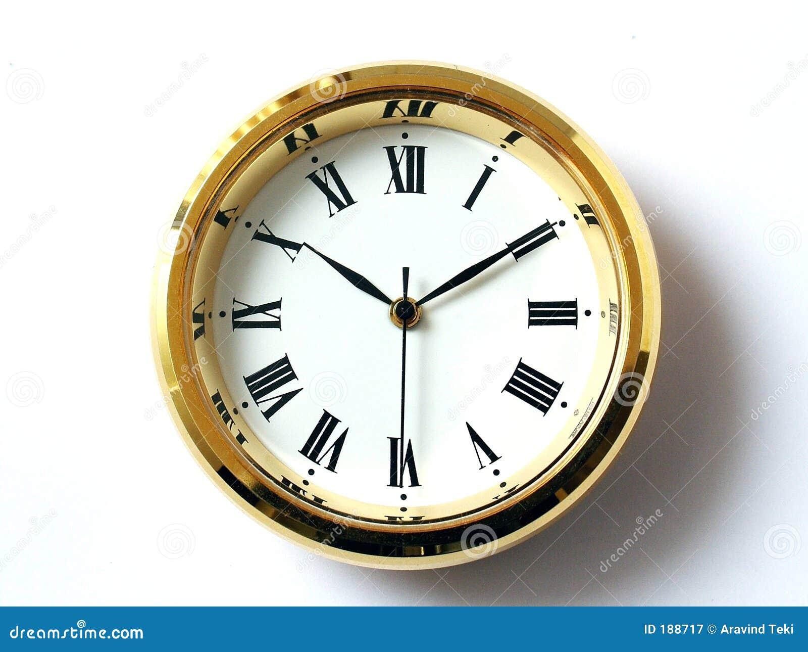 Tiempo, diez diez