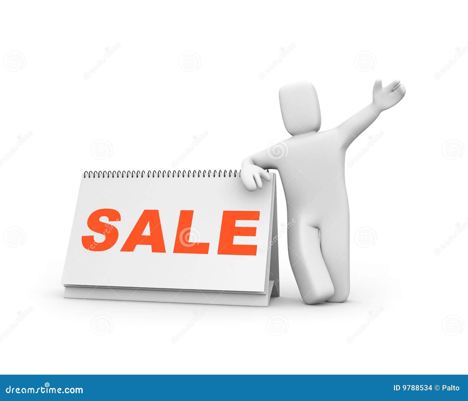 Tiempo a la venta