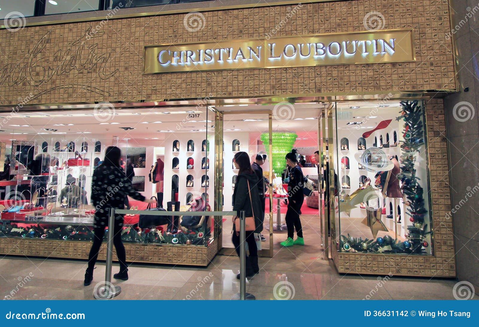 christian louboutin tiendas